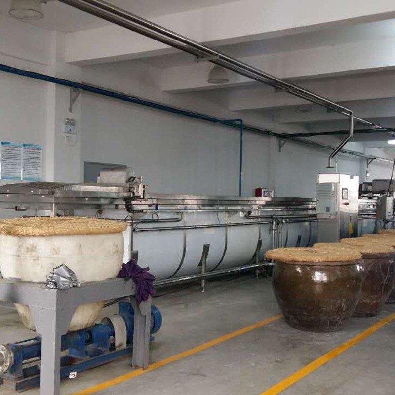 黄酒发酵槽